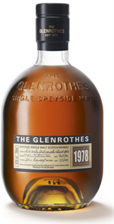 Glenrothes Scotch Single Malt 1978 1978...